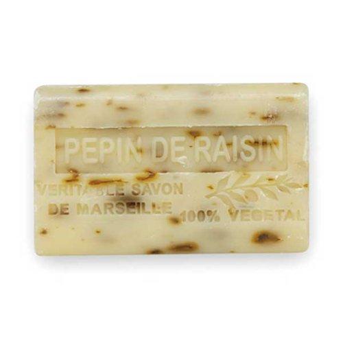 (南仏産マルセイユソープ)SAVON de Marseille グレープシードの香り(SP034)(125g)