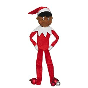 "The Elf on the Shelf: Plushee Pals 32"" Elf"