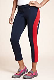 Active Performance Cropped Leggings [T51-3524-S]