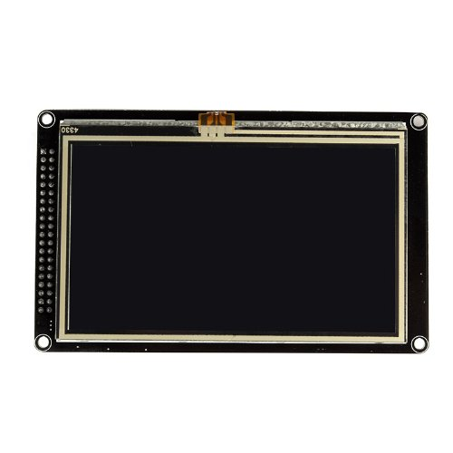 "Sainsmart 4.3"" Inch Tft Lcd Display For Arduino Due Mega 2560 Uno R3 (4.3"" Lcd)"