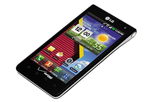 LG Lucid 4G VS840 Verizon CDMA Cellphone, 8GB, Black (Verizon Lg Lucid 4g compare prices)