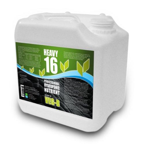23 Liter - Veg-B - Veg Nutrient - Npk 1.25-2.7-5.8 - Vegb23L