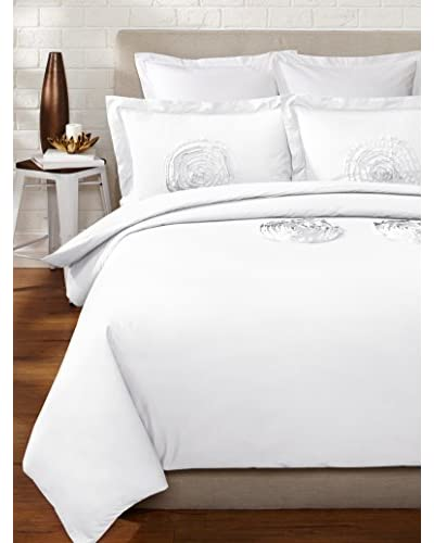 Silverline Miller Flower Duvet Set