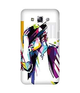 Mj The Great Samsung Galaxy E7 Case