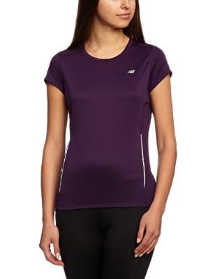 Balance Women's Short sleeve tempo T-shirt (WRT9118) from NBSL4