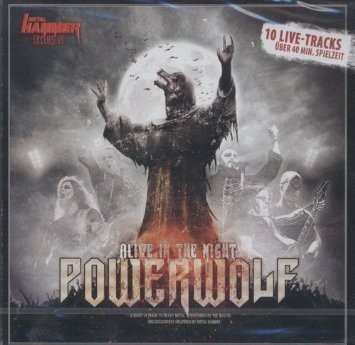 Alive In The Night (Live) by Powerwolf