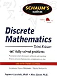 img - for Schaum's Outline of Discrete Mathematics, Revised Third Edition (Schaum's Outlines) 3rd edition by Lipschutz, Seymour, Lipson, Marc (2009) Paperback book / textbook / text book