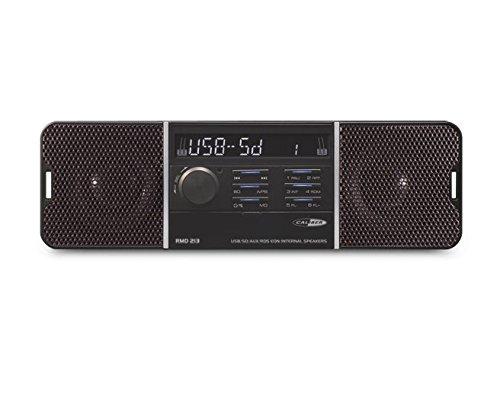 Caliber-RMD-213-USB-SD-Aux-Autoradio-mit-eingebauten-Lautsprecher-ohne-CD