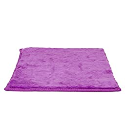 Locker Rug Purple