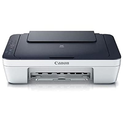 Canon PIXMA MG2922 Wireless All-In-One Inkjet Printer, 4800 x 600 dpi, 60 Sheet Tray - Print, Copy, Scan - Blue Finish