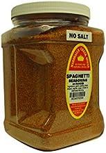 Marshalls Creek Spices Family Size Spaghetti No salt Seasoning 44 Ounce