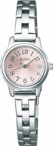 [アルバ]ALBA 腕時計 ingenu アンジェーヌ クオーツ カーブ無機ガラス 日常生活用防水 AHJK416 レディース