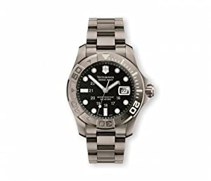 Victorinox Swiss Army Men's 241262 Dive Master Black Dial Watch