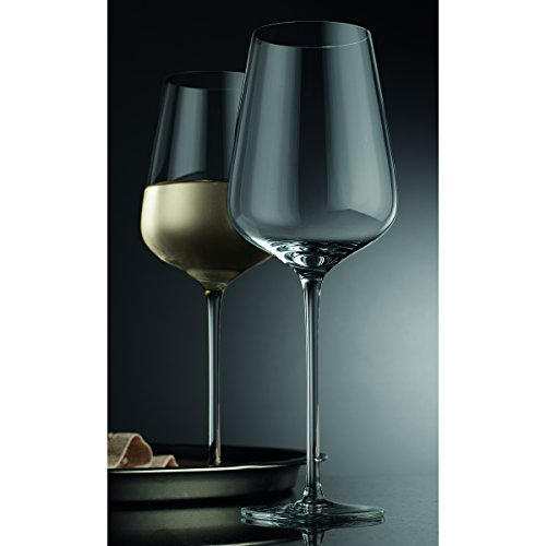Home Essentials Paul Revere White Wine Glasses, Set of 2, Clear, 28 oz.