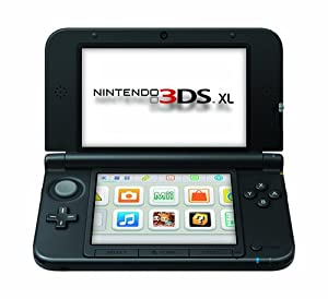 Nintendo 3DS XL Black/Black - Nintendo 3DS XL from Nintendo