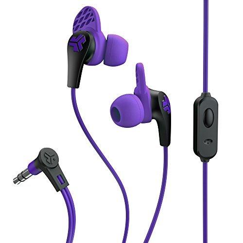 Audífonos Jlab JBUDSPRO-PRPL-FOIL JBuds2 en oreja, con micrófono ...