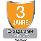 Extragarantie [3 Jahre] für Fire TV