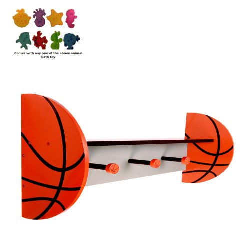 Basketball Bath Toy front-156423