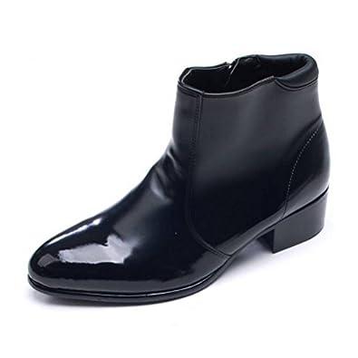 epicstep s black high top dress formal