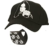 "Ozzy Osborne ""Fist"" Adjustable Baseball Hat"