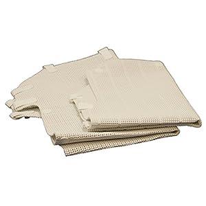 Invacare Non-Slip Cover Mat for Aquatec Orca Bath Lift - White