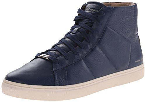 Mark Nason Los Angeles Men's Culver Fashion Sneaker, Navy, 13 M US