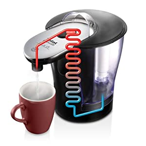 tefal quick cup hot and cold water in 3 seconds ebay. Black Bedroom Furniture Sets. Home Design Ideas