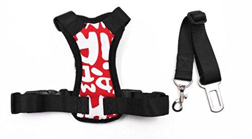 dog-seat-belt-harness-petbaba-adjustable-automobile-safe-seatbelt-belt-extender-lead-for-dogs-red-l