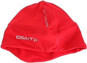 Craft Bonnet mixte adulte Rouge S/M