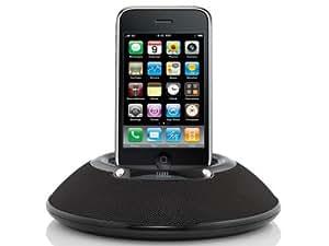 JBL On Stage micro2 - Altavoz portátil de 2W (docking para Apple iPod), negro