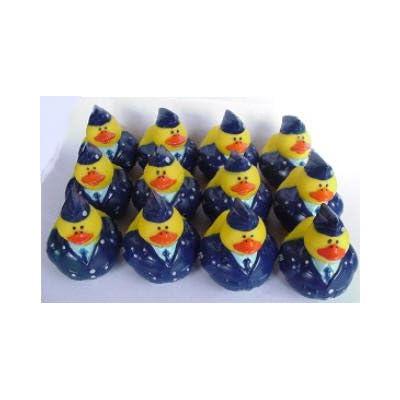 Amazon.com: One Dozen (12) Air Force Rubber Duck Party Favors