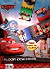 Disney-Pixar Cars Floor Dominoes Game