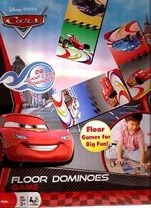 Disney-Pixar Cars Floor Dominoes Game