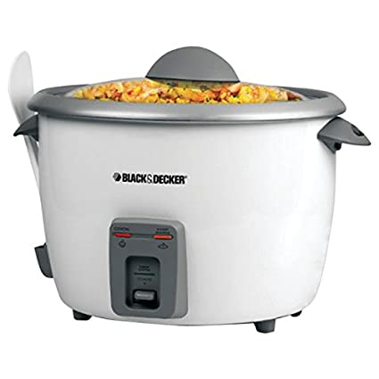 Black & Decker RC5428 28-Cup Electric Rice Cooker