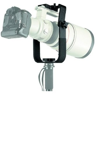 Manfrotto 393 Heavy Telephoto Lens Support for Monopod Replaces 3421