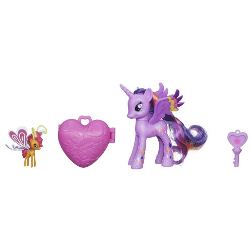 My Little Pony Twilight Sparkle and Sunset Breezie Figures - 1
