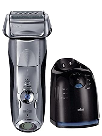 Braun 790cc-4 Electric Shaver