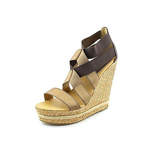 Mia 2 Women'S Corette Wedge Sandal,Bronze,7.5 M Us front-1042404