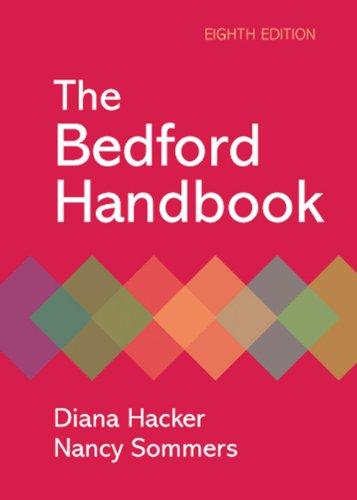 The Bedford Handbook