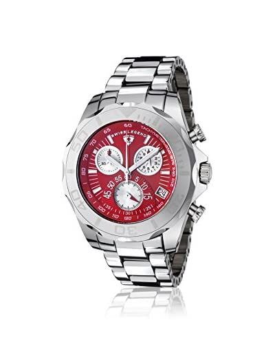 Swiss Legend Men's T8010-55 Tungsten Collection Red/Tungsten Watch
