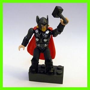 Mega Bloks Marvel Micro Action Figures Series 2 Thor Rare #91248