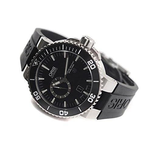 オリス ORIS 腕時計 01 743 7664 7154-07 4 26 34TEB アクイス チタン スモールセコンド デイト [並行輸入品]