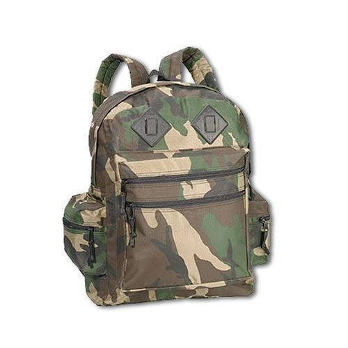 Rothco Deluxe Camouflage Waterproof Woodland