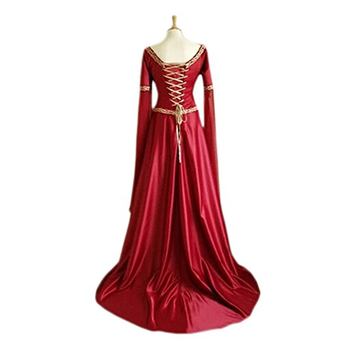 Noble Palace Costume Red Palace Dress Halloween Costume Arab Dancing Costume