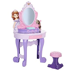 Disney Sofia the First Royal Talking Enchanted Vanity - Coming Soon!
