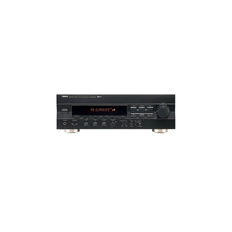 Yamaha rx 396 rds stereo receiver schwarz heimkino tv on for Yamaha tv receiver
