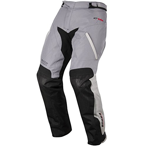 Alpinestars Andes Drystar Adventure Touring Pants-Gray/Black-X-Large