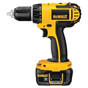 DeWalt DCD760KL 18v Cordless Drill