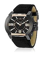 Tellus Reloj de cuarzo Man Equator T1079 45 mm