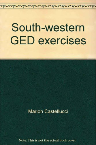 South-western GED exercises (Ca Ged compare prices)